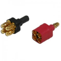 GAUI 4 in 1 Power Connector