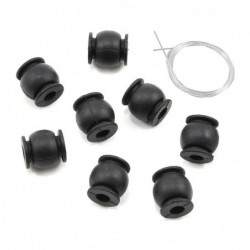 Rubber Dampers (8pcs): CGO2-GB