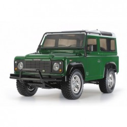 Tamiya Land Rover Defender...